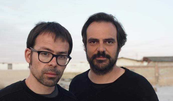 Pep Garrido i Xesc Cabot, directors del film.