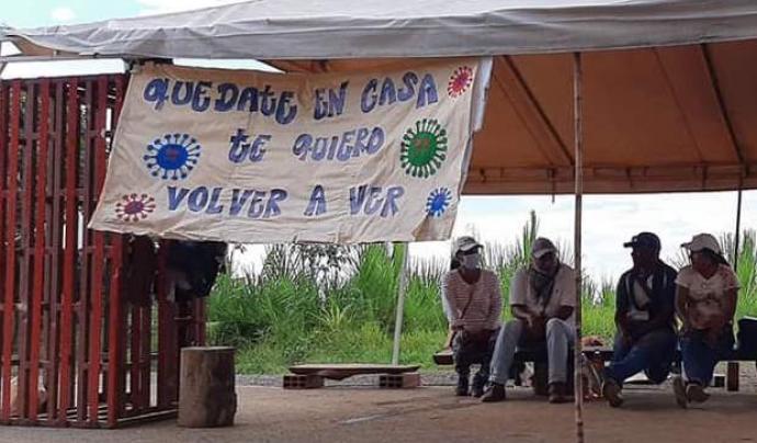 Els indígenes de Colòmbia tenen sistemes de salut intercultural. Font: Clara Avila