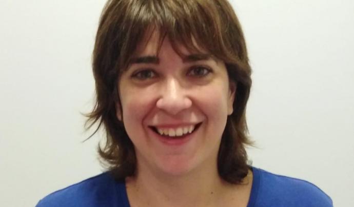 Teresa Farré és la coordinadora de la Fundació Verge Blanca, que fa més de 50 anys que treballa a les Terres de Lleida en el camp de l'educació en el lleure.  Font: Teresa Farré