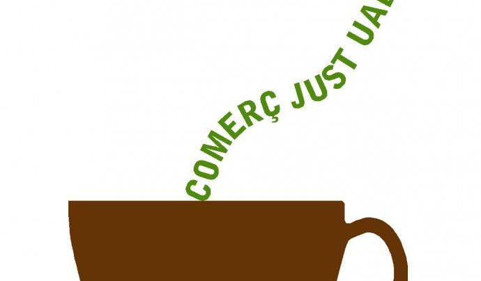 Imatge utilitzada per promoure l'ús del cafè de comerç just a la UAB. Font: FAS