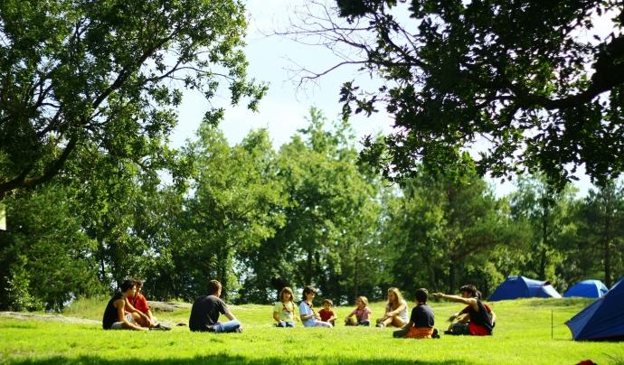 En els campaments, colònies i casals d'aquest estiu també s'hauran d'aplicar els criteris de prevenció de la Covid-19. Font: AEiG Ítaca - Minyons Escoltes i Guies de Catalunya