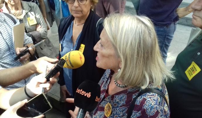 Teresa Crespo, presidenta d'ECAS