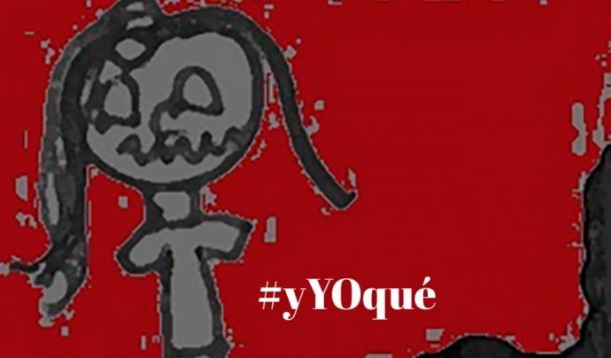 Dibuix de la campanya #Yyoqué d'ABD Font: ABD
