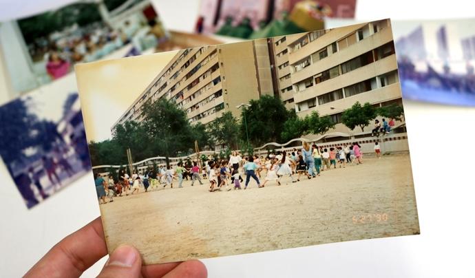 Imatges d'arxiu de l'Associació Casal Infantil La Mina Font: Associació Casal Infantil La Mina