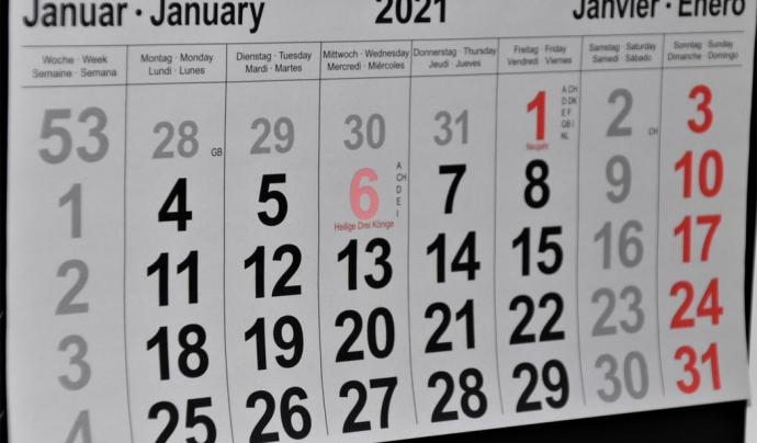 Si és negativa o es paga pel banc es pot realitzar fins el dia 20 de cada mes. Font: Unsplash. Font: Font: Unsplash.
