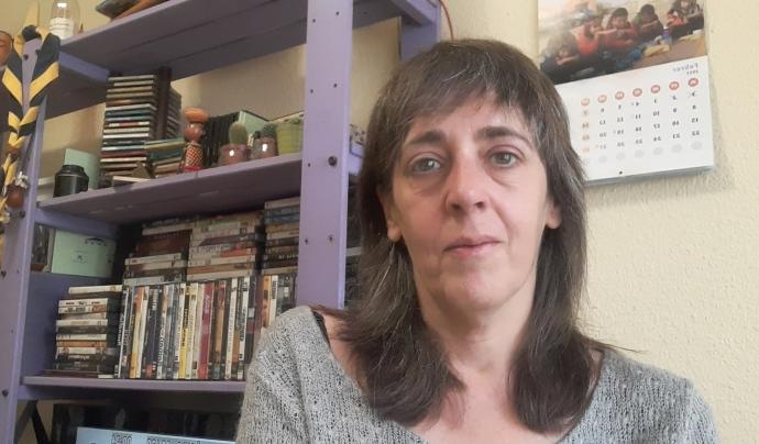 Montse Puigdemont, Tècnica del Servei de Finançament Font: Montse Puigdemont