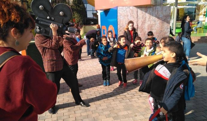 Imatge d'infants usuaris de la Fundació Salut Alta Font: Fundació Salut Alta