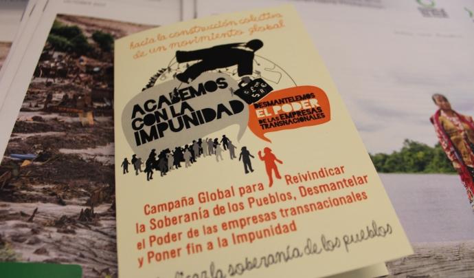 Reunió a Ginebra de la campanya Stop Corporate Impunity