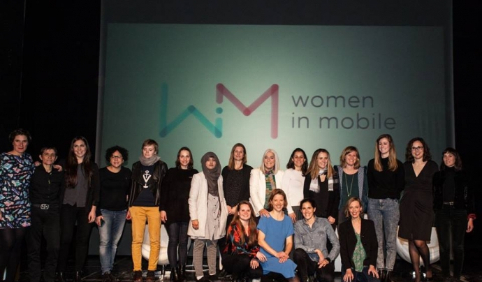 Women in Mobile és una de les associacions de dones del sector TIC que trobem a Barcelona