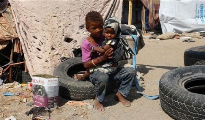 La población infantil del Iemen viu en condiciones extremes Font: Pars Today