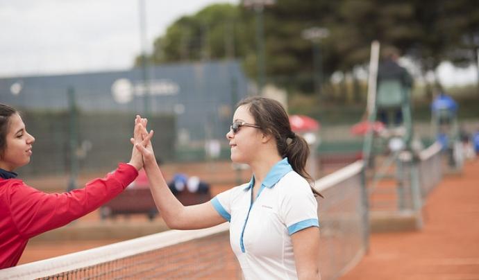 Participants dels Special Olympics 2016 a Reus Font: Special Olympics España (Flickr)
