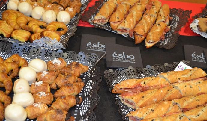 El càtering ÉsBo, de la Fundació Rubricatus, convidarà a un esmorzar a les persones assistents.