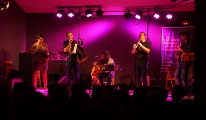 El primer Congrés Nacional de Música d'Arrel se celebrarà del 13 al 15 de novembre.  Font: Ajuntament de Barcelona