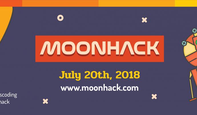Moonhack vol bàtre el rècord mundial d'infants i joves programant el 20 de juliol