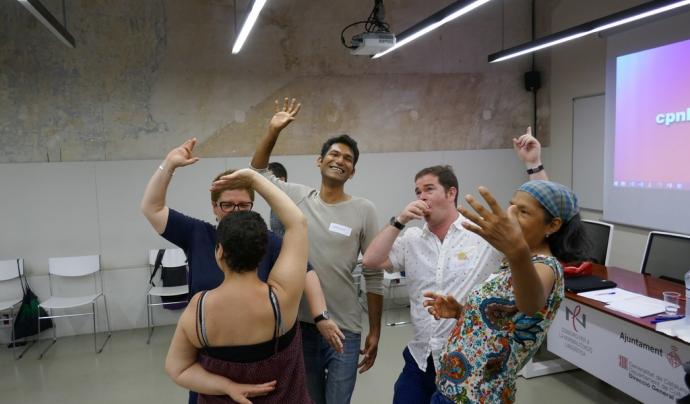 """Participants de la sisena edició del projecte """"Vincles per la diversitat"""""""
