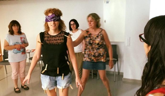 Participants en una formació de l'Escola EFA