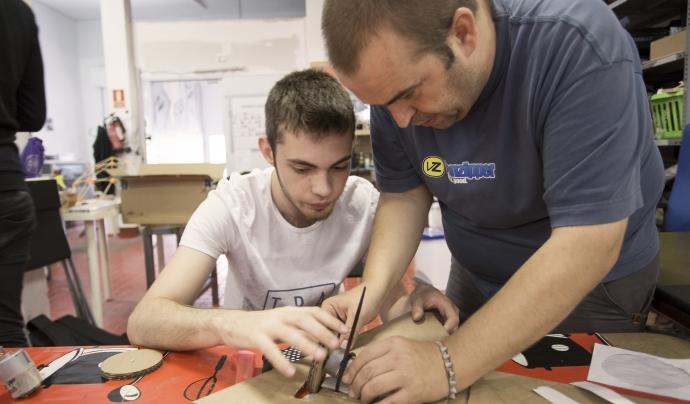 Les persones voluntàries poden desenvolupar tasques ben diferents al programa Breakers