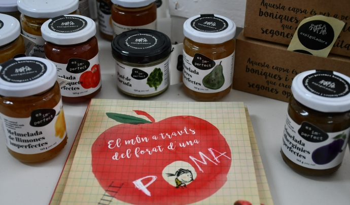 L'entitat celebra el premi 'El menjar no es llença', un concurs destinat a infants i joves per promoure idees en contra del malbaratament alimentari. Font: Suport Associatiu. Font: Font: Suport Associatiu.