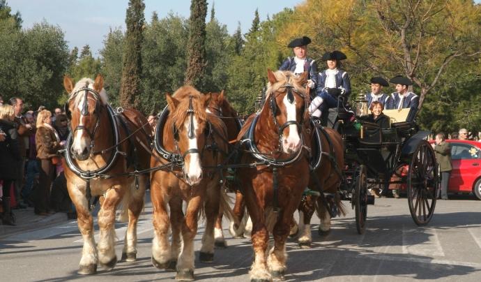 Festa dels Tres Tombs (Foto: Ajuntament de Vilanova i la Geltrú) Font: Ajuntament de Vilanova i la Geltrú