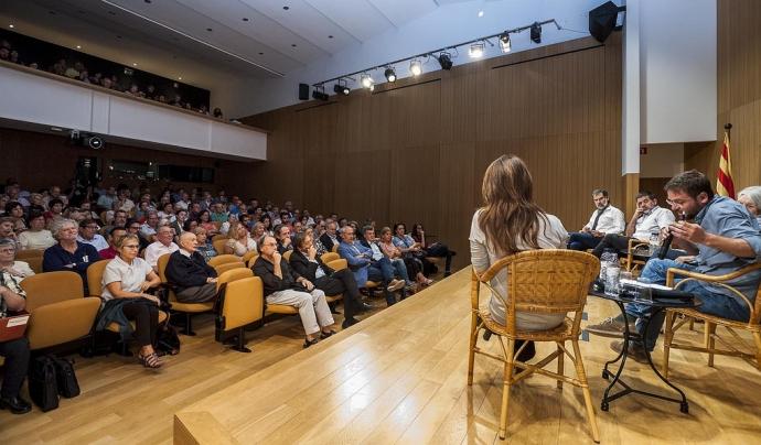 La sala Oriol Bohigas de l'Ateneu Barcelonès acollirà els actes