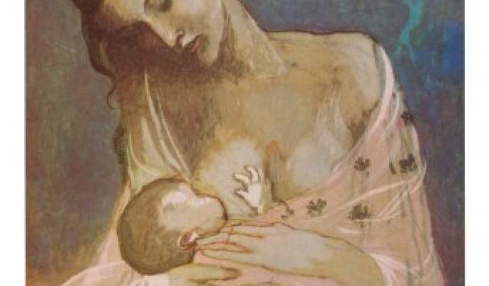 La maternitat de Picasso