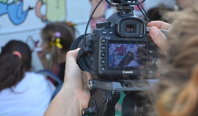 El projecte vol ser una font de producció audiovisual per a les entitats socials. Font: FCVS