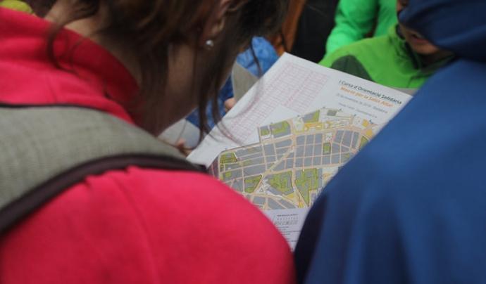 Un dels objectius era donar visibilitat a zones com la del barri de La Salut. Font: Fundació Salut Alta