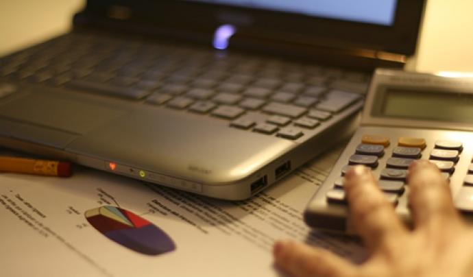 Les entitats haurien de portar la comptabilitat econòmica.