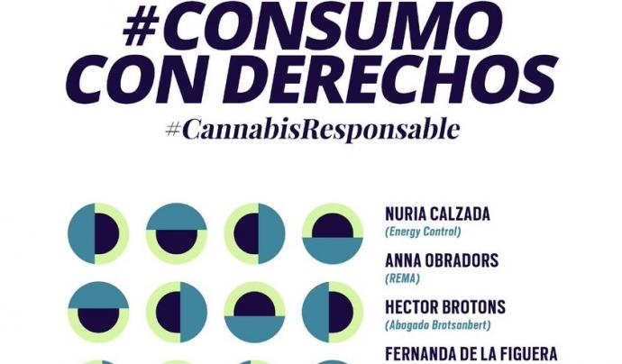 #ConsumoConDerechos #CannabisResponsable Font: Unió de pacients per la regulació cànnabis