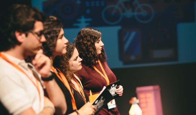 Al Congrés, hi estan convidats totes i tots els joves de Catalunya. Font: Consell Nacional de la Joventut de Catalunya