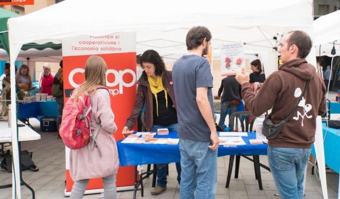 En els últims 3 anys l'Ateneu Cooperatiu del Camp de Tarragona ha ajudat a crear més de 30 cooperatives a la zona. Font: Ateneu Coop Camp