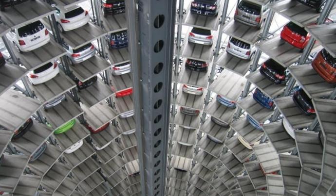 Gran repercusió del vehicle privat en les emisions de CO2 Font: Plataforma de la Qualitat de l'Aire