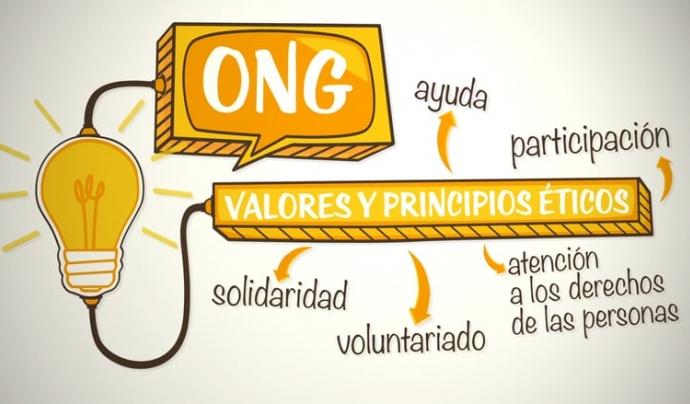 Principis promoguts per l'Institut per a la Qualitat de les ONG. Font: ICONG