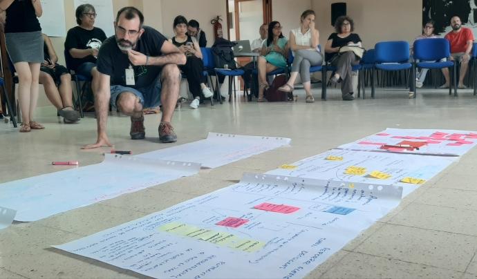 Barcelona havia d'acollir el FSMET 2020, però finalment es va desenvolupar en format virtual. Font: FSMET