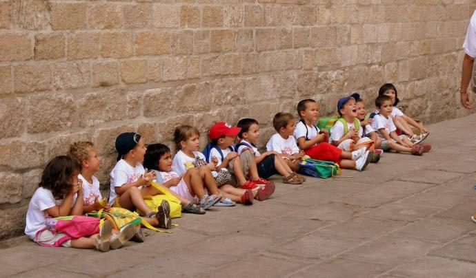 Children. Font: Tetyana Pryymak (Flickr)
