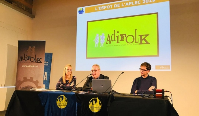 Més de 500 actuants dels 25 grups seran els encarregats de portar les tradicions de Catalunya fins a la capital de Dinarmarca. Font: Adifolk