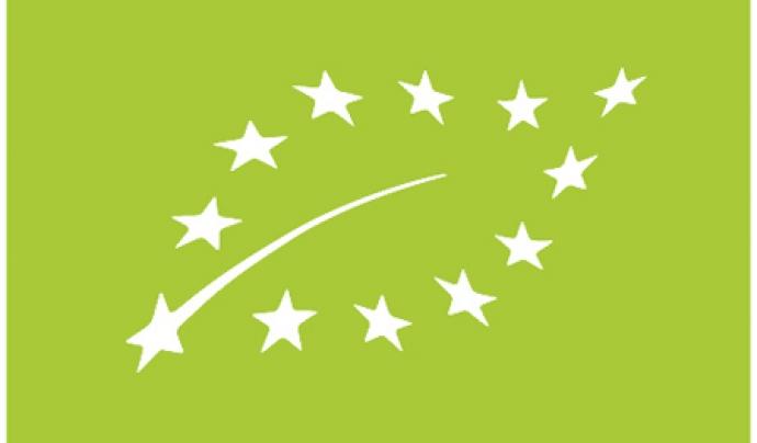 Logo menjar ecològic