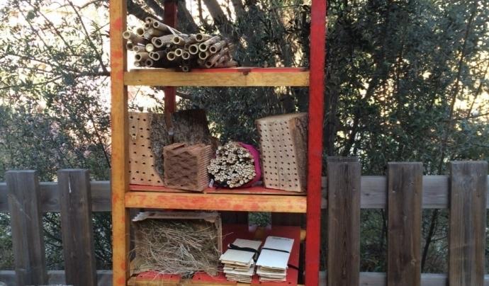 Està gestionat per la Societat Catalana d'Educació Ambiental / Foto: Aula Ambiental Bosc Turull