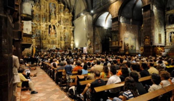 Concert a Prada de Conflent.