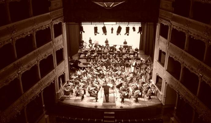 Concert a Maó.