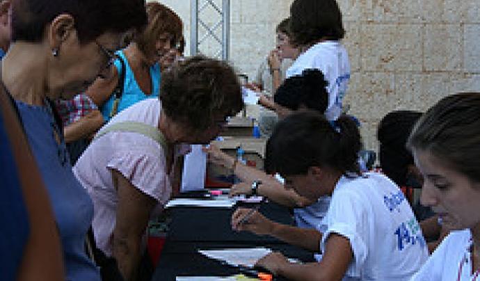 Imatge Escola d'Estiu del Voluntariat 2009