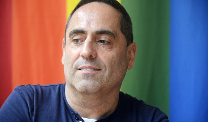 Roqueta assenyala que ha faltat i falta mola informació sobre el VIH. Font: Ignasi Robleda