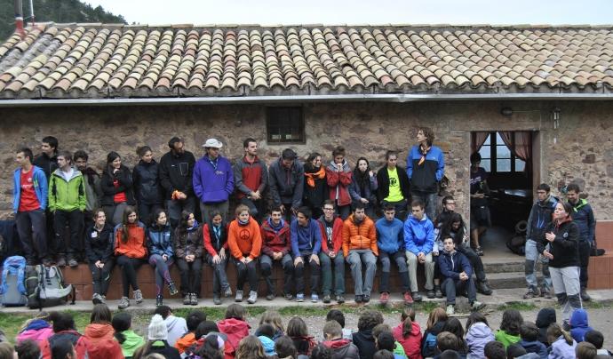 8 entitats excursionistes formen part d'Azimut Font: Moviment Azimut