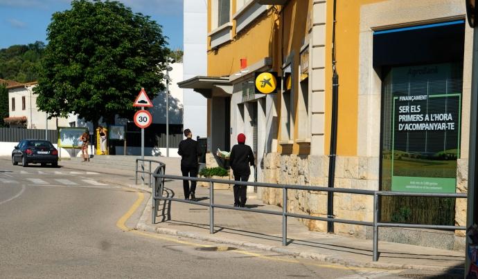Les classes pràctiques es desenvolupen dos dies a la setmana al restaurant Can Xapes, de Cornellà de Terri. Font: Ignasi Robleda