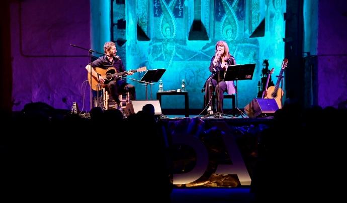 Concert de Maria del Mar Bonet Font: Joan Blanco