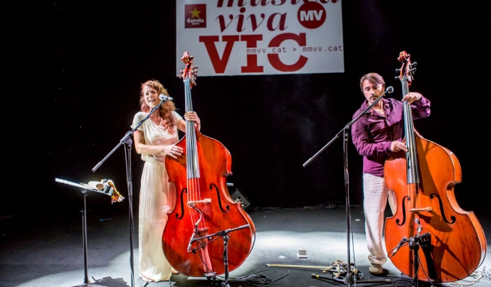Gemma Abrié i Miguel Ángel Cordero al MMV 2017
