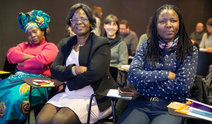 Jornades Internacionals de violència de gènere i salut Font: medicusmundi Mediterrània