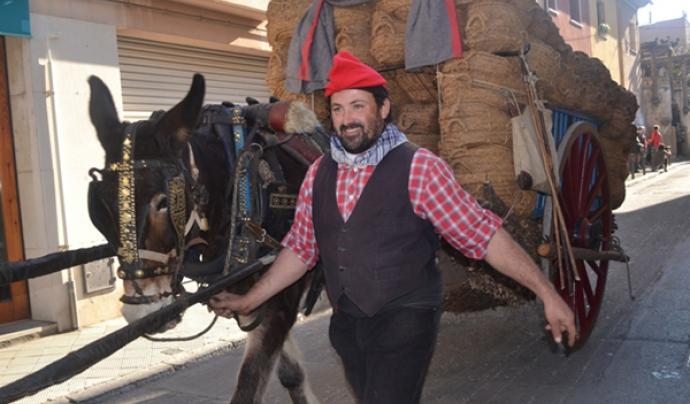 La Festa dels Tonis de Taradell és considerada Festa Tradicional d'Interès Nacional. Font: Tonis Taradell