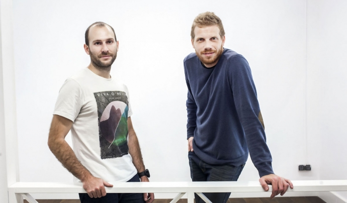Aureli i Sergi, fundadors de Worldcoo. Font: Worldcoo