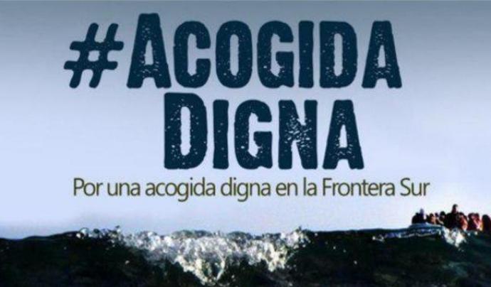 Font: #AcogidaDigna
